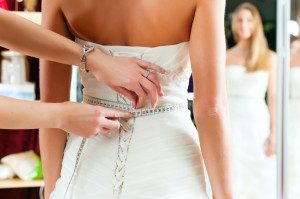 seamstress alterations wedding